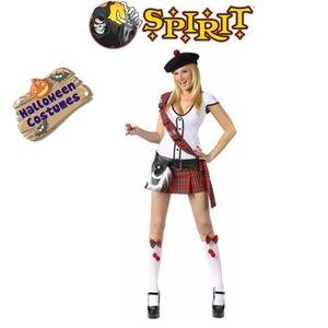 Spirit Women's Sexy Scottie Adult Costume